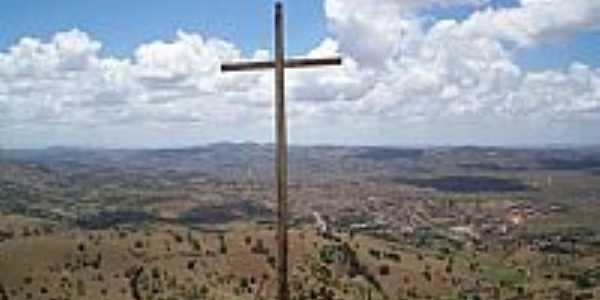 Palmeirina vista da Serra do Rochedo-PE-Foto:Elio Rocha
