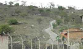 Panelas - Caminho que leva à Serra da Bica, de carro felizmente!, Por Gilzete Galvão