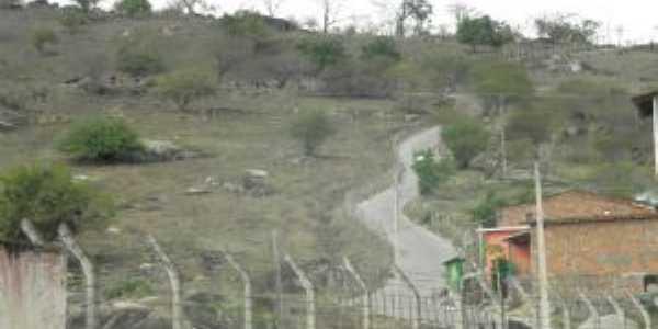 Caminho que leva à Serra da Bica, de carro felizmente!, Por Gilzete Galvão