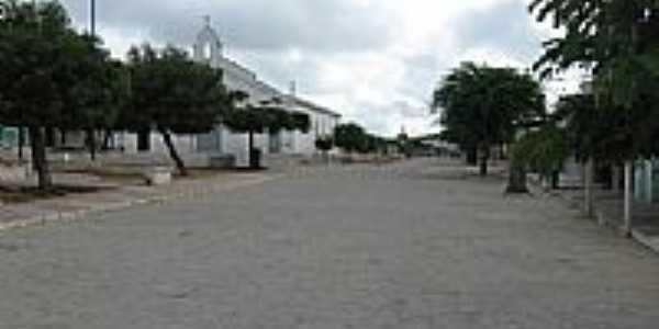 Praça e Igreja-Foto:erimartins