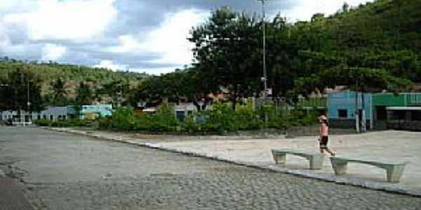 Paquevira-PE-Praça da Igreja-Foto:Marcus Vinicius P. Oliveira