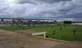 Condeúba - Estádio Municipal Parmênio Ferreira em Condeúba-Foto:João Gagu