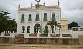 Condeúba - Paço Municipal atual de Condeúba-Foto:João Gagu