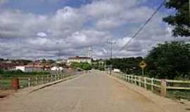Condeúba - Ponte Imaculada Conceição em Condeúba-Foto:João Gagu
