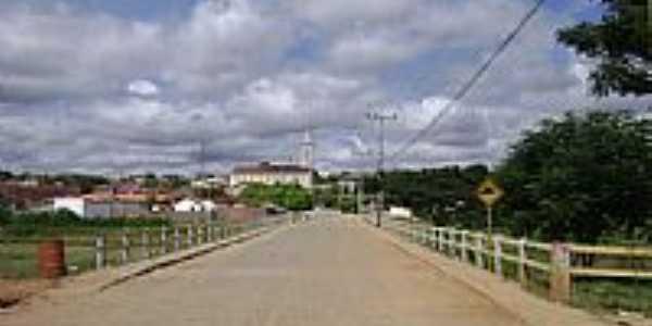 Ponte Imaculada Conceição em Condeúba-Foto:João Gagu