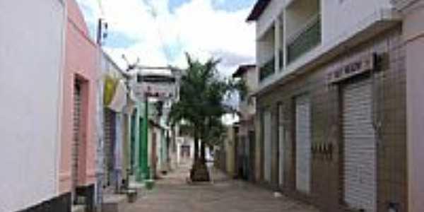 Travessa Assis Ribeiro em Conde�ba-Foto:Jo�o Gagu