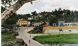 Paudalho - Praça e vista parcial da cidade-Foto:ivmedeiros
