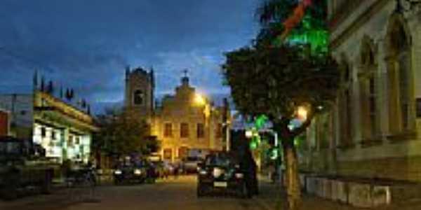 Centro antigo de Paudalho-Foto:adilson.ball