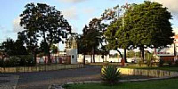 Praça Agamenon Magalhães-Foto:Toni Abreu