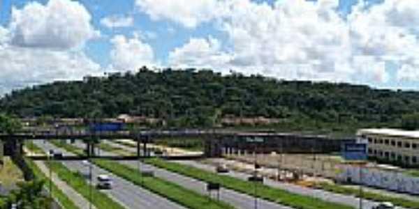 Rodovia PE-15-Paulista-Foto:Plínio Revorêdo