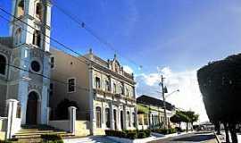 Pesqueira - Principal avenida do centro de Pesqueira - PE - por Novais  Almeida
