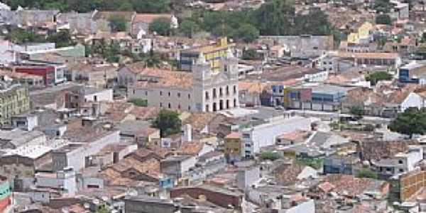 Imagens da cidade de Pesqueira - PE