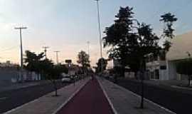 Petrolina - Avenida da Integração em Petrolina-PE-Foto:Jorge Hirata