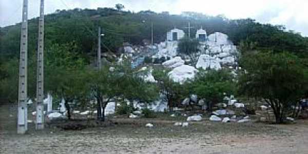 Petrolina-PE-Santuário de N.Sra.de Lourdes,Serra da Santa-Foto:Adalberto Eletricista