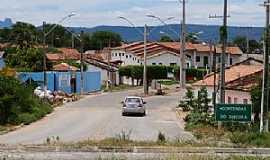 Contendas do Sincorá - Contendas do Sincorá-BA-Entrada da cidade-Foto:www.brumadoagora.com.br