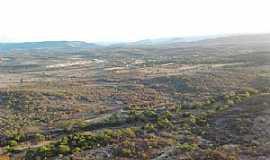 Contendas do Sincorá - Contendas do Sincorá-BA-Vista aérea-Foto:francisco gomes junior