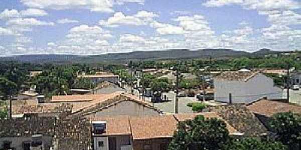 Contendas do Sincorá-BA-Vista parcial da cidade-Foto:jornalggn.com.br