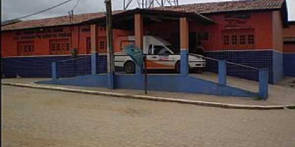 Pirituba-PE-Unidade de Saúde-Foto:D.Duarte