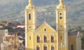 Poção - Praça Monsenhor e Igreja Matriz, Por Andersonn Magalhães