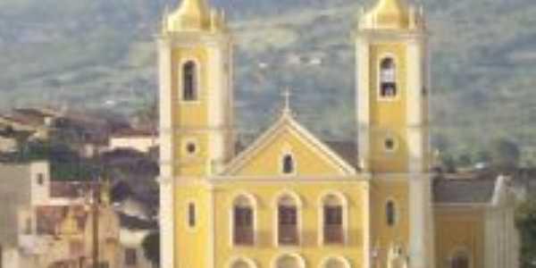 Praça Monsenhor e Igreja Matriz, Por Andersonn Magalhães