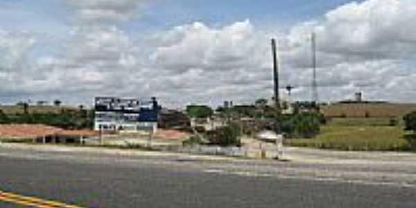 Vista de Poço Comprido-Foto:hildeberto lins