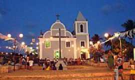 Ponta de Pedras - Igreja de N.S.do Ó-Foto:Sonia Borges