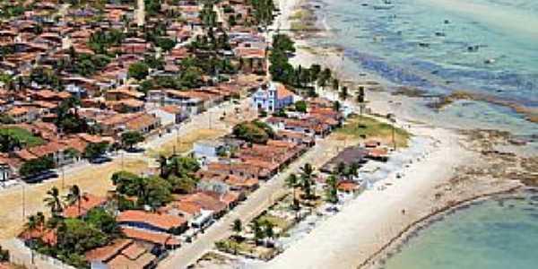 Imagens da Localidade de Ponta de Pedras - PE Foto Blog Álvaro Mello