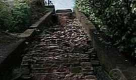 Ponte dos Carvalhos - Escadaria
