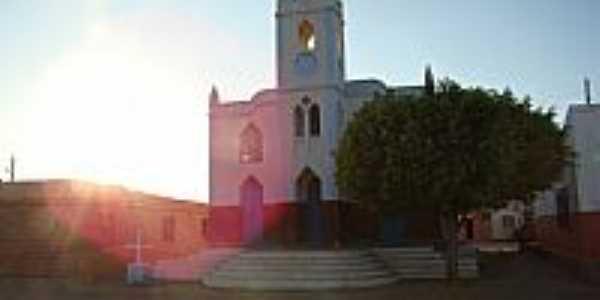 Igreja no Povoado de Copixaba-BA-Foto:MMAlencar