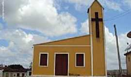 Quipapá - Capela de Santa Rita em Quipapá-PE-Foto:Sergio Falcetti