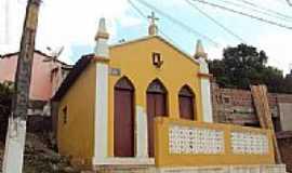 Quipapá - Capela de São Sebastião em Quipapá-PE-Foto:Sergio Falcetti