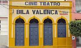 Quipapá - Cine Teatro Bila Valença em Quipapá-PE-Foto:Sergio Falcetti