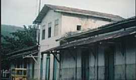 Quipapá - Estação Ferroviária em 2007 de Quipapá-PE-Foto:Claudio Vitoriano