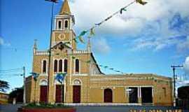 Quipapá - Igreja Matriz de N.Sra.da Conceição em Quipapá-PE-Foto:WLuiz