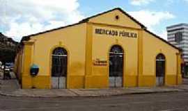 Quipapá - Mercado Público Municipal em Quipapá-PE-Foto:Sergio Falcetti
