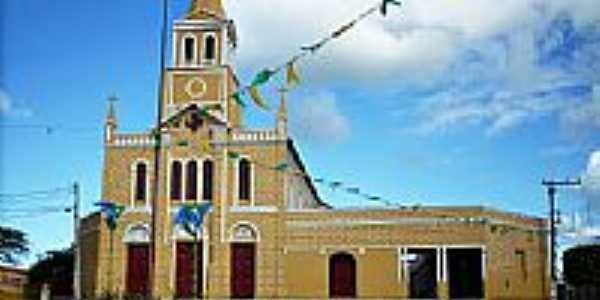 Igreja Matriz de N.Sra.da Conceição em Quipapá-PE-Foto:WLuiz