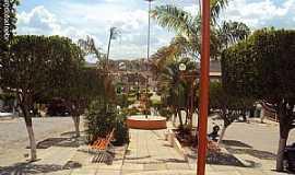 Quixabá - Quixabá-PE-Praça da Matriz-Foto:Sergio Falcetti
