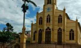 Rainha Isabel - Igreja Matriz Santa Isabel Da Hungria, Por Maria Eduarda