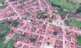 Rainha Isabel - imagem aérea do distrito, Por Maria Eduarda