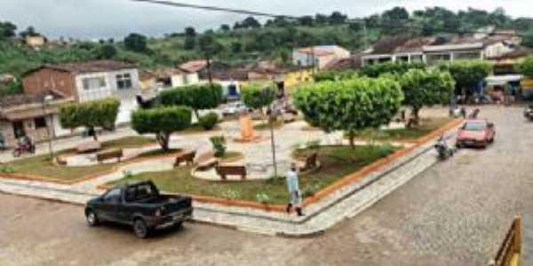 Praça Padre Morais, Por Maria Eduarda