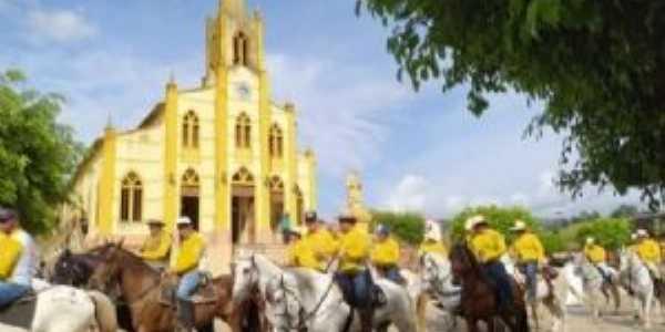Cavalgada Nossa Senhora do Bom Conselho, Por Maria Eduarda