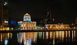 Recife - Assembl�ia Legislativa e Col�gio Pernambucano em Recife-Foto:E. B. Boaventura