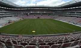 Recife - Recife-PE-Fase final da obra da Arena Pernambuco-Foto:www.copa2014.gov.br