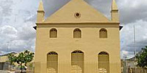 Riacho das Almas-PE-Capela de São Sebastião-Foto:wikipedia.