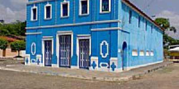 Igreja de Coqueiros-Foto:lucas dantas