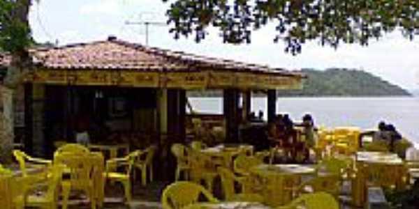Quiosque em Coqueiros-Foto:lucas dantas