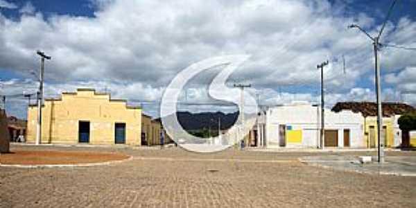 Riacho Pequeno-PE-Centro da cidade-Foto:De Lourenço