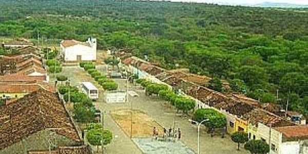 Riacho Pequeno-PE-Vista do centro-Foto:educadoraam.