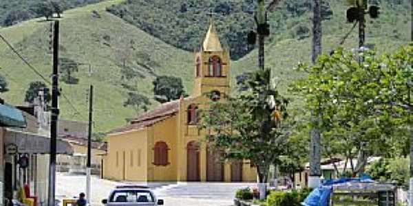 Praça e Igreja de Saloá - por Elio Rocha