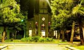 Sanhar� - igreja no centro da cidade, Por jairo cavalcanti